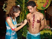 Gallery Body Painting
